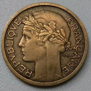 France-1-Franc-Morlon-1935-Bronze-aluminium