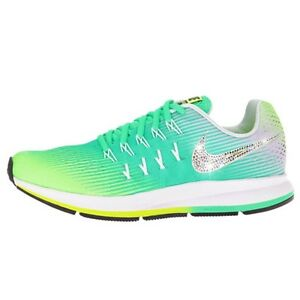 Bling Nike Air Zoom Pegasus 33 Women Girls Shoes w Swarovski Crystal ... 0675a7e94c