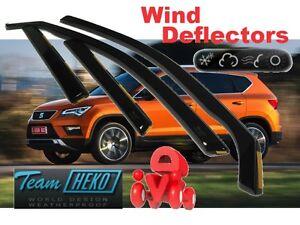 SEAT-ATECA-2016-5-doors-Wind-deflectors-4-pc-set-HEKO-28242