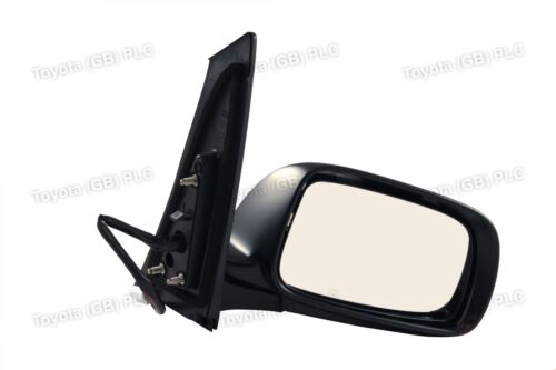 Genuine Toyota Mirror Assy Outer Rear View Prius 08//04-03//09-8791047121