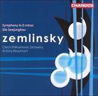 Zemlinsky: Symphony in D major; Die Seejungfrau (CD, Nov-2003, Chandos)