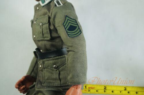 1:6 Figura del drago ci FANTERIA Master Sergeant Badge Emblema Patch INSIGNIA DA268