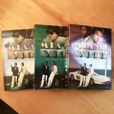 Miami Vice - Season 1 (DVD, 2005, 3-Disc Set)