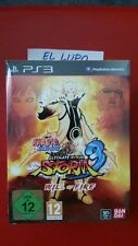 NARUTO SHIPPUDEN ULTIMATE NINJA STORM 3 WILL OF FIRE PS3 NEUF SOUS BLISTER VF