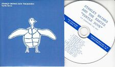 STANLEY BRINKS & THE KANIKS Turtle Dove 2016 UK 12-trk promo test CD