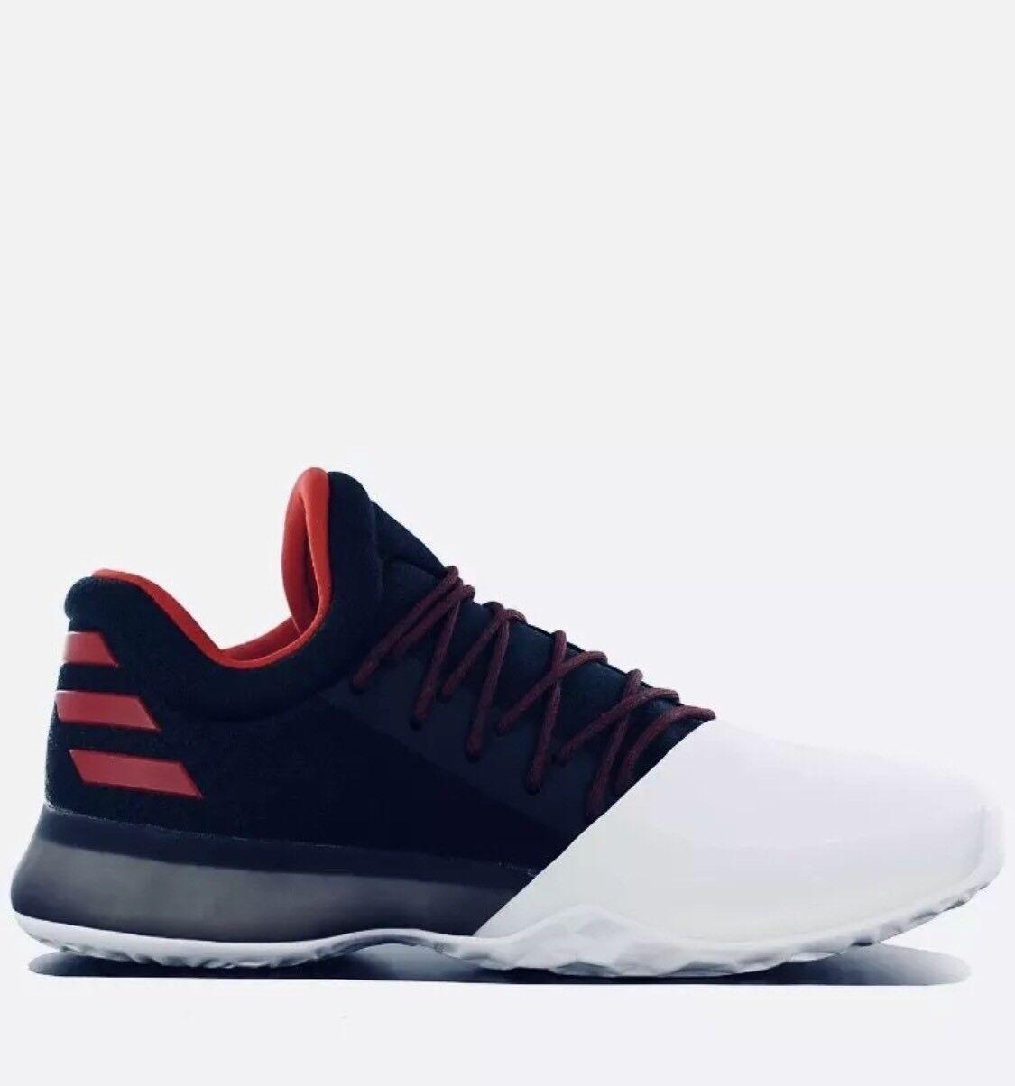 fe49e950a116 New Adidas James Harden Vol. 1 Pioneer Mens Basketball Shoe Shoe Shoe Boost  BW0546 Sz