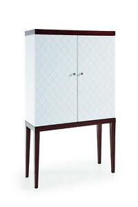 Details zu Schrank Bar Barschrank Vitrine Wohnzimmer Designer Regal design  Möbel Taranko