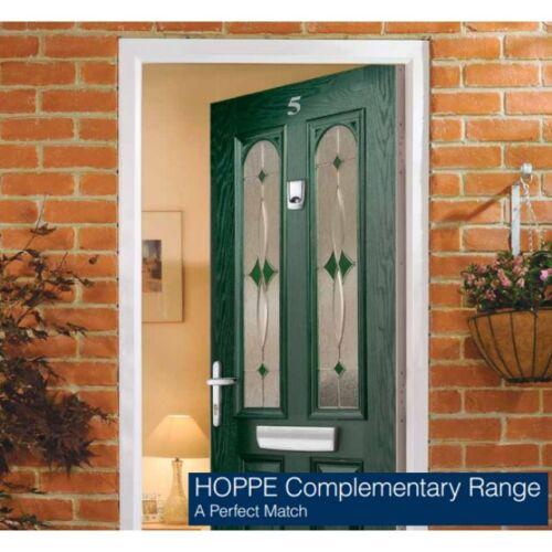 PVC Boîte aux lettres-premium qualité Letterplate-Hoppe gamme complémentaires