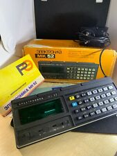 Vintage ELEKTRONIKA MK 52 Scientific Programmable Calculator USSR Russian #0631