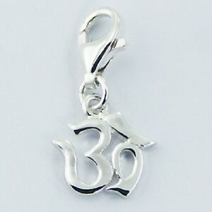 Silver-charm-925-sterling-silver-om-charm-lobster-clasp-21mm-height-ohm-design