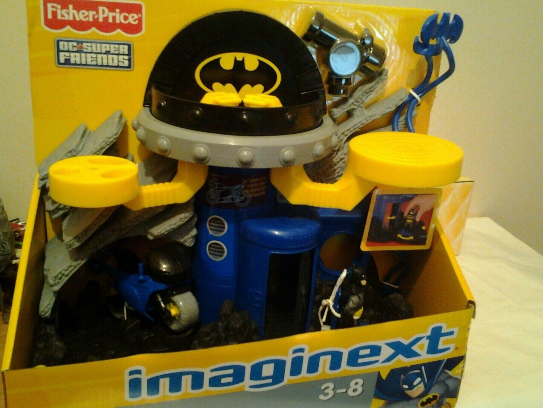 Imaginext batman command center playset unopened