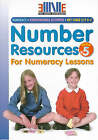 Number Resources for Numeracy Lessons: Year 5 by Annie Owen (Mixed media product, 1999)