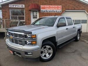 2014 Chevrolet Silverado 1500 LT w/2LT 5.3 Litre Leather Bluetooth Tow Package