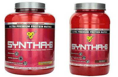 Bsn Syntha 6 Protein Powder Supplements Pick Flavor Size Ebay