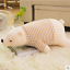 70cm-Giant-Big-Polar-Bear-Plush-Soft-Stuffed-Animals-Toys-Doll-Pillow-Cushion-US thumbnail 2