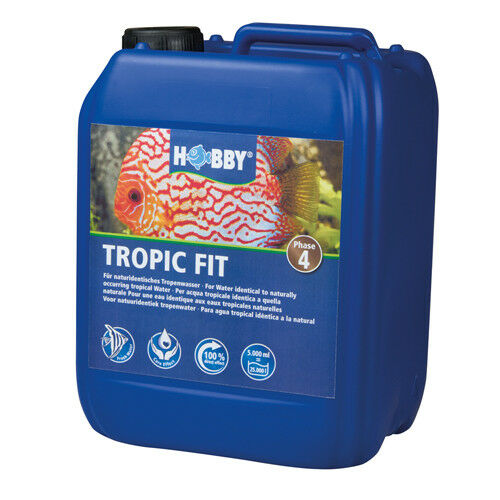 3 Pezzi Hobby Tropic Fit, 3 x 5.000