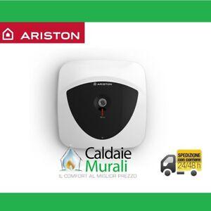 Scaldabagno elettrico ariston ad accumulo andris lux 10 5 eu 10 lt sottolavello ebay for Scaldabagno elettrico ad accumulo