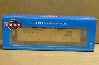 Toys & Hobbies Official Website Athearn Roundhouse 87854 Ho Bn 50' Mechanical Reefer #700302
