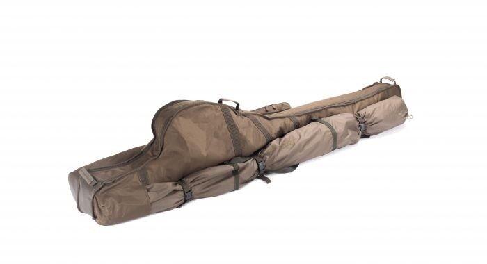Nash 12ft 5 Rod Skin T3406 Rutenfutteral Futteral Rodskin Holdall