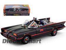 Batman Classic TV Series Batmobile with Bendable figures NJ Croce 039301