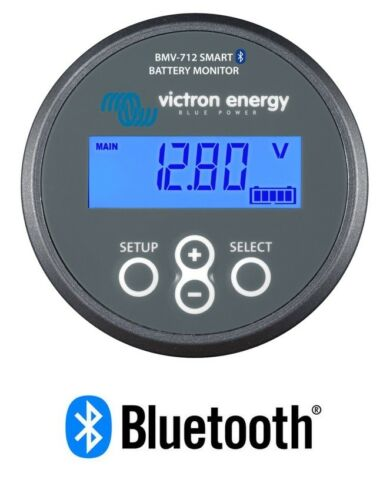 Victron BMV-700 Battery Monitor With Shut and Bluetooth Dongle FEDEX shipping