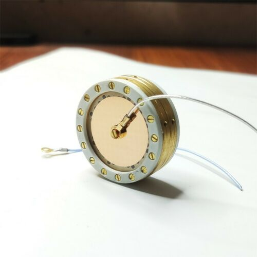 RK 87 34mm Large Diaphragm Condenser Mic Capsule Cartridge Core Mic Capsule pa