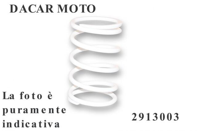Ressort de Contraste Variateur Malossi Piaggio Mp3 500 c. -à- 4t LC 2913003