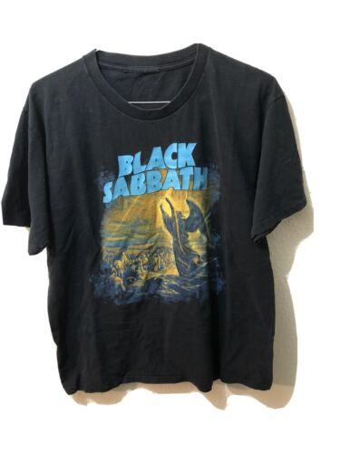 Black Sabbath shirt vintage Size Large