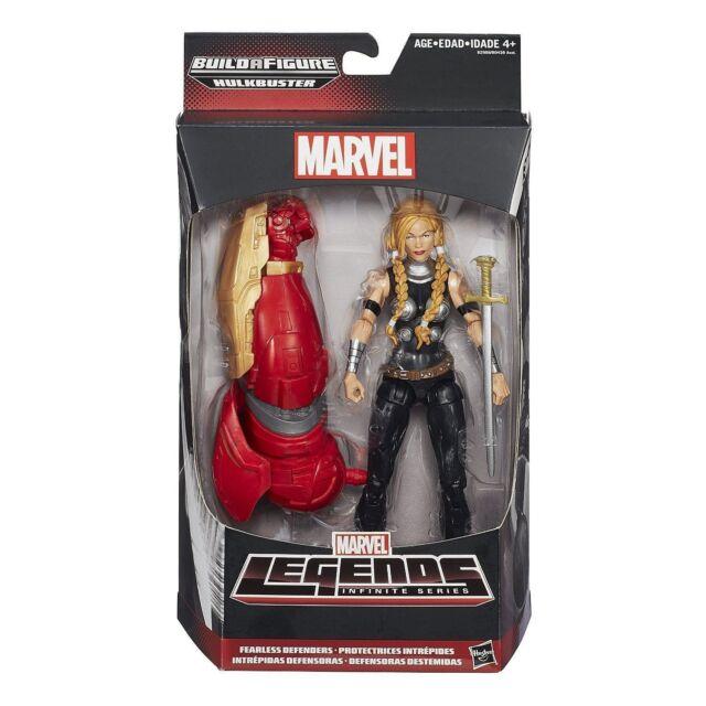 Marvel Legends Hulkbuster BAF Wave Valkyrie Action Figure NEW