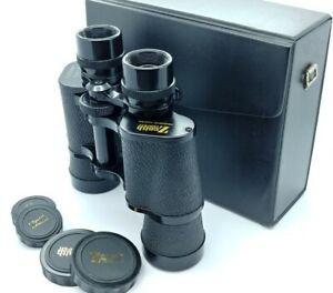 Vintage ZENITH TEMPEST 7 X 35 Binoculars Made in Japan