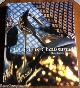 Doux L'art De La Chaussure Marie-josephe Bossan