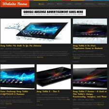 Tablets Store Work From Home Online Business Website For Sale Domain Host
