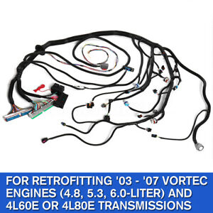 wire harness instruction 03 07 ls2 vortec standalone drivebywire 4l60e 4 8 5 3 6 0 multec  drivebywire 4l60e 4 8 5 3 6 0 multec