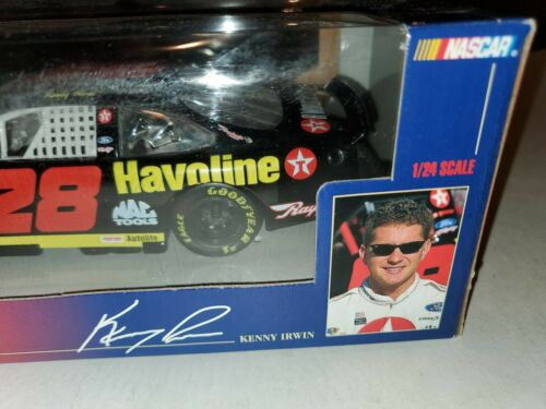 1//24 SCALE Texaco Havoline 1998 NASCAR Kenny Irwin Ford Taurus WINNER/'S CIRCLE
