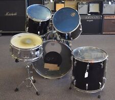 *Tama Rockstar 5 Piece Black Drum Set Kit (Snare Bass & 3 Toms) NJ Pick UP Only