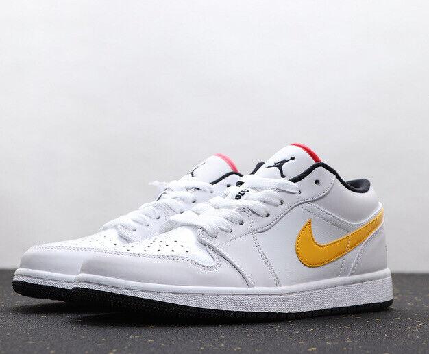 Nike Air Jordan 1 Low Men's 12.5 Multi-color (CW7009-100) Bugs Space Jam
