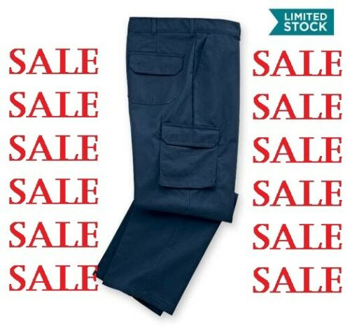 Pick Your Color Pack of 4 Free Shipping Cargo Work // Uniform Work Pants