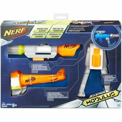 Módulo De Nerf Kit de actualización de largo alcance