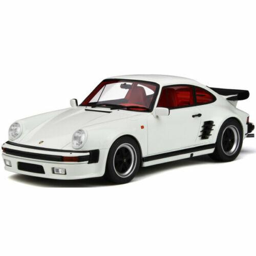 ventas directas de fábrica 1 1 1   18 GT espíritu GT786 Porsche 911 Turbo S blancoo nuevo caja original  wholesape barato