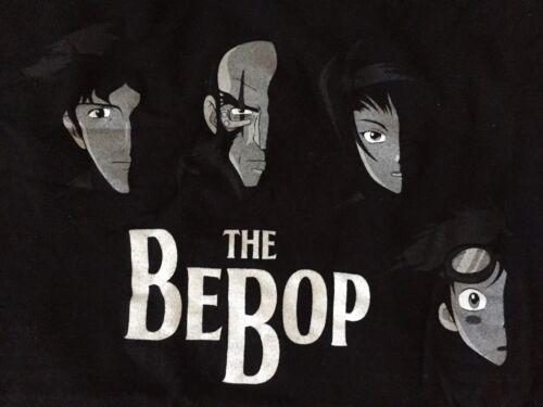 COWBOY BEBOP BEATLES Ript Teefury T-Shirt XL - image 1