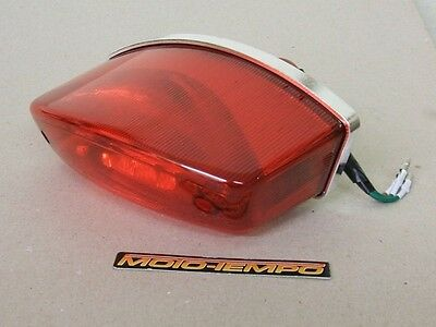 Stop /& Tail Chrome Twin Cat Eye Light Custom Chop Universal Motorcycle S Fighter