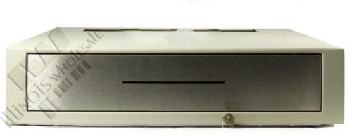 APG Cash Drawer M237A-CW2022; Epson I//F White