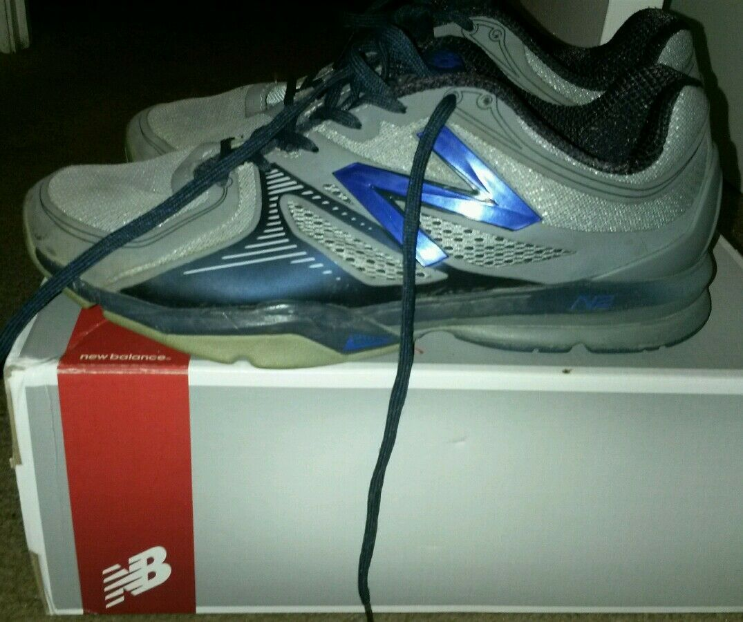 Mens New Shoes Balance MX1267 Athletic Training/Running Shoes New MX1267GO Grey/Navy d2f3f8