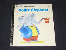 No Nap Today Children's First Little Golden Book 1st Edition 1993