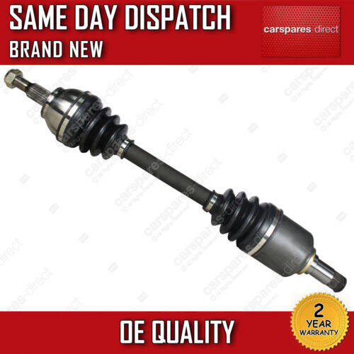 MERCEDES-BENZ B-CLASS DRIVESHAFT CV-JOINT PASSANGER//NEAR SIDE 2005/>2011 *NEW*