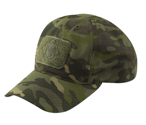 MultiCam TROPIC Contractors Cap - One Size Fits All Camo by TRU-SPEC 3357