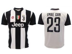 cf498af62 Caricamento dell'immagine in corso Juventus-FC-MAGLIA -NUOVA-EMRE-CAN-PRODOTTO-REPLICA-