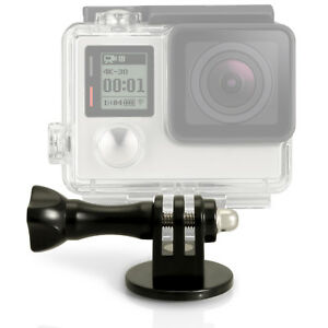 Tornillo para cámara GoPro negro nuevo estable 2018