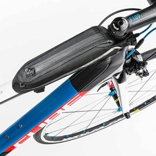 ROSWHEEL 0.4L Mountain Bike Bicycle Bag Top Tube Bag Cycling Front Beam Road Bag