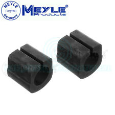 314 615 0018 Germany Anti Roll Bar Bushes Front Axle Left /& Right No 2x Meyle